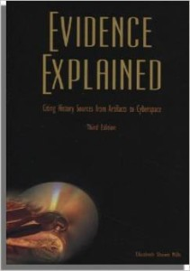 New edition of Evidence Explained is out!