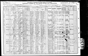 Store census documents by pressing Print, rather than Save
