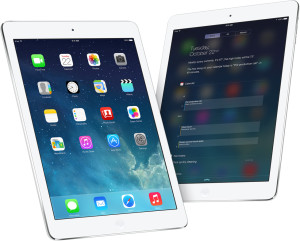 iPad Air - my new genealogy friend?
