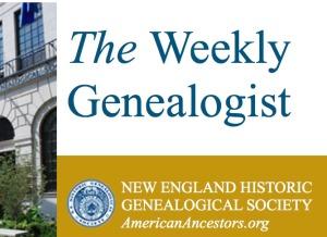weeklygenealogist