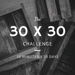 30x30 challenge