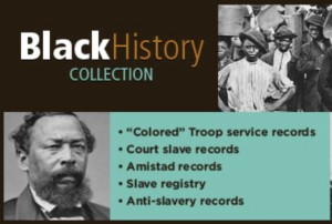 Fold3 Black History Collection free in February