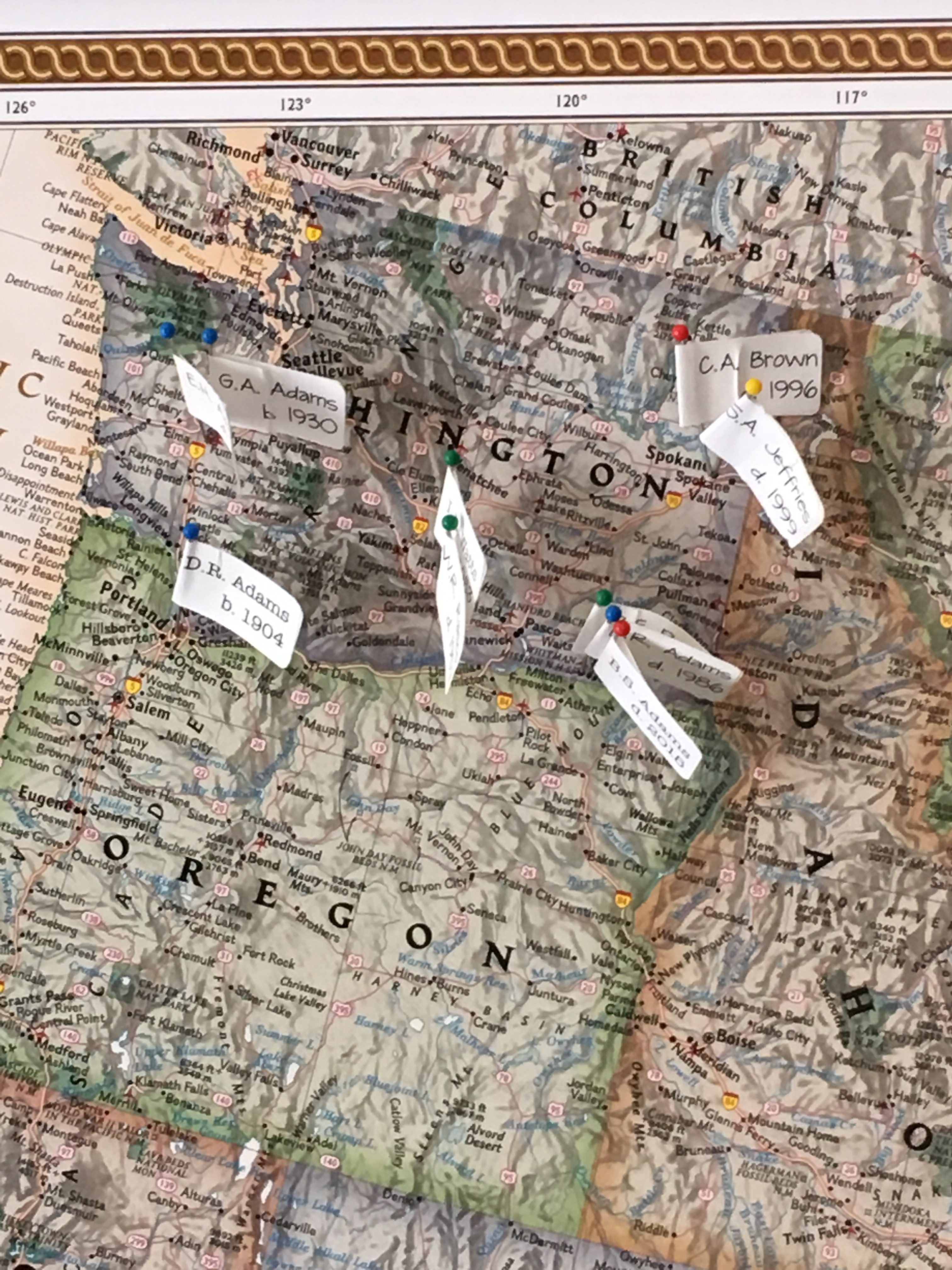 Maps archives organize your family history its been a fun exercise and im looking forward to adding more pins to my map gumiabroncs Images