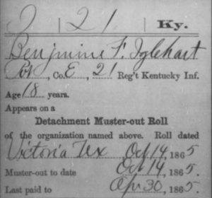 Reconnecting with my genealogy research