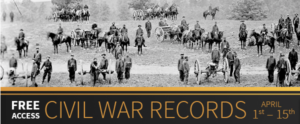 Free access to Fold3's Civil War collection