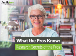 What the Pros Know: Research Secrets of the Pros