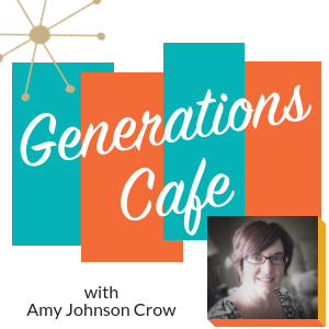 New podcast from Amy Johnson Crow